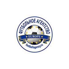 """Agencia de fútbol """"EUROPE"""