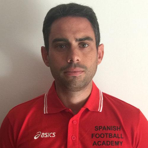 ENRIQUE, CATEGORY UEFA A