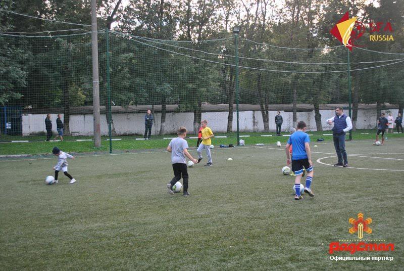 Тренировки 9 сентября 2016 года в Москве