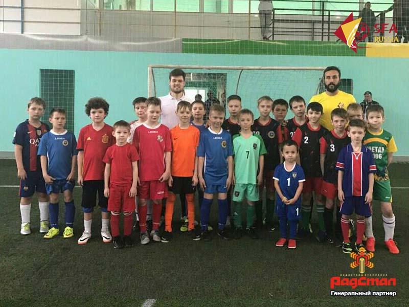Мастер-класс 22-23.04.2017 года в Челябинске