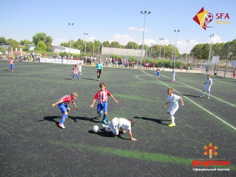 Турнир в Испании Liceo Cup Alcala 2016