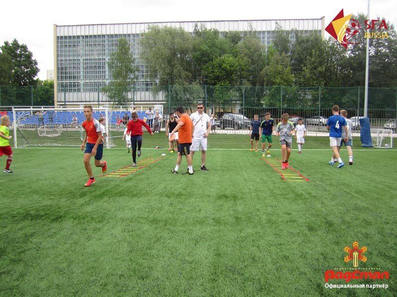 Тренировки 18-19 июня 2016 года в Москве