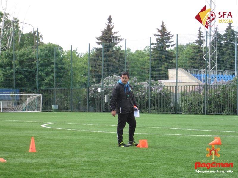 Тренировки 21-22 мая 2016 года в Москве