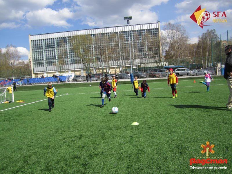 Тренировки 23-24 апреля 2016 года в Москве