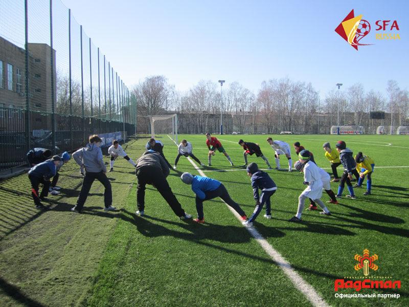 Тренировки 26-27 марта 2016 года в Москве
